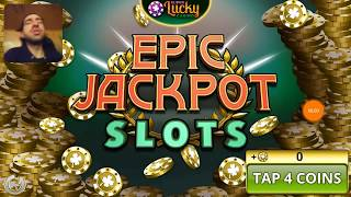 Slots Epic Jackpot Free Slot Games Vegas Casino | Free Mobile Game Android Gameplay Youtube Yt Video