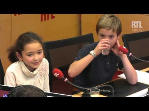 Migrants, COP21, attentats à Paris : les enfants parlent de l'actualité - RTL - RTL