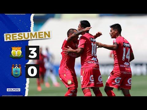Sport Huancayo Binacional Goals And Highlights
