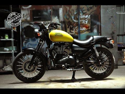 Top 20 Custom Bike Modifiers in India 2016