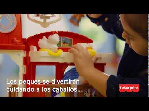 Granja Cuida A Los Animalitos - Little People - Fisher-Price