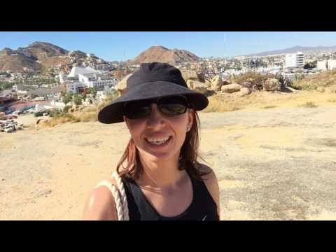 Cabo San Lucas hike - part 1