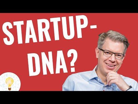 Die Höhle der Löwen | 5 IDEEN aus dem Buch Startup-DNA von Frank Thelen