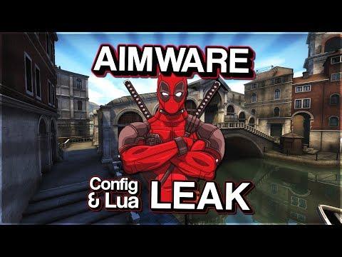 Deadpool AIMWARE Config & Lua Pack Leak | CS:GO Wingman HvH