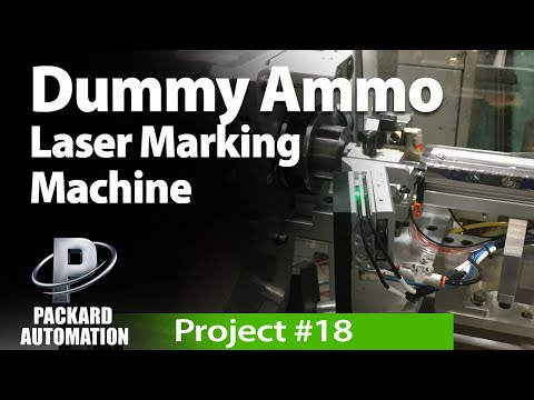 Custom Machine Built To Replace Hand Assembly - Packard Automation