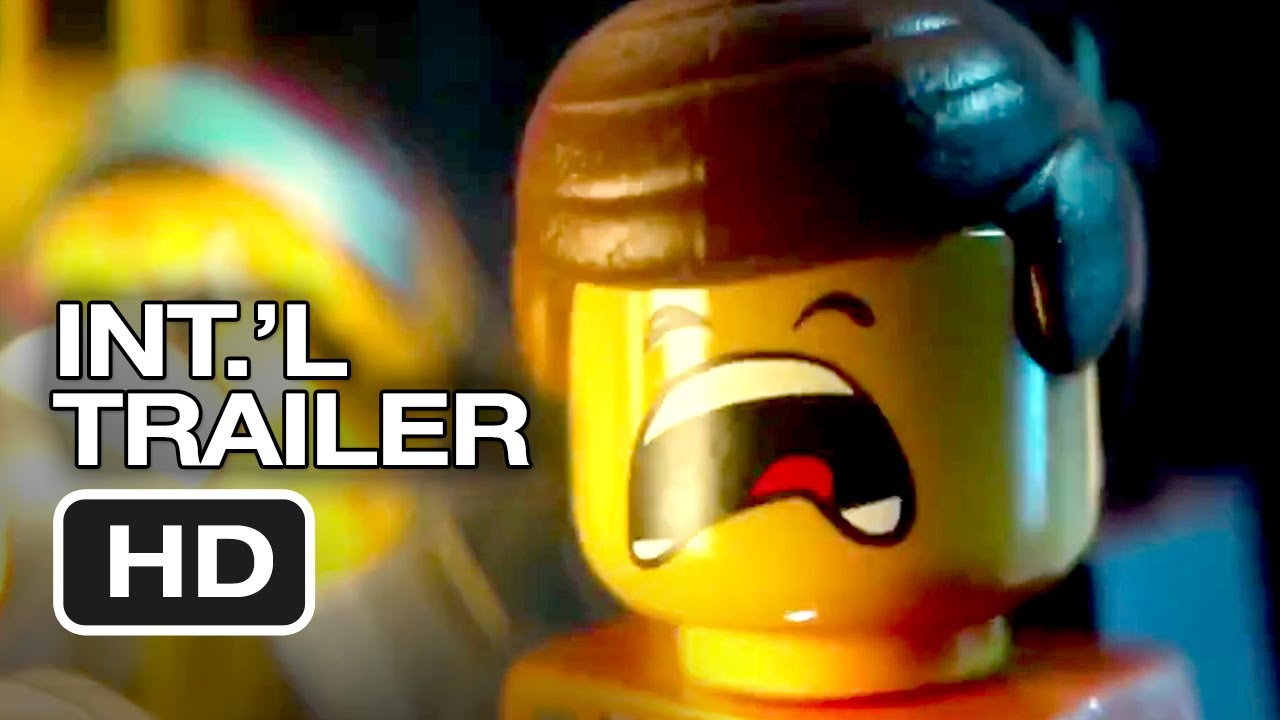 The Lego Movie International Teaser Trailer #1 (2013 ...