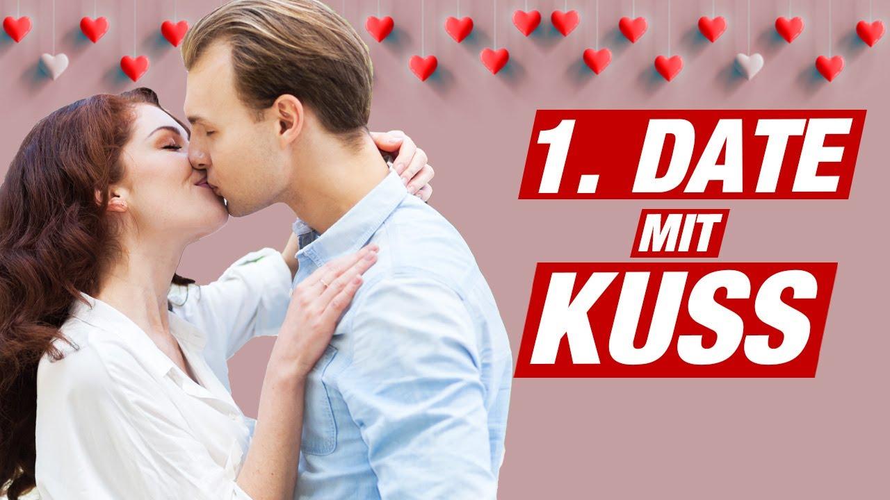 Beim 1 Date Küssen