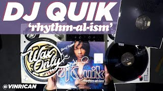 "Discover Samples Used On Dj Quik's ""Rhythm-al-ism"""