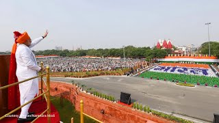 Narendra Modi Independence Day Speech 2018   Modi on Kashmir & Northeast