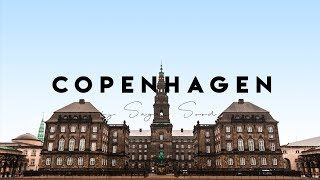 Copenhagen - Aerial Drone View