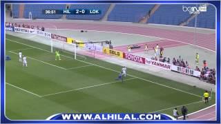 ملخص مباراة الهلال 3 : 1 لوكوموتيف الأوزبكي - دوري أبطال آسيا ج1