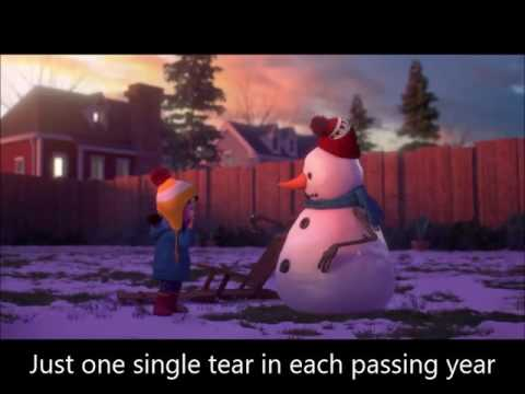 Lily & the Snowman with Lyrics