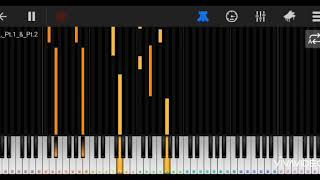 Gris Theme Piano