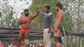 टाइगर पहलवान V/S मौसम अली पहलवान बड़ी कुश्ती Mosham Ali Vs Tiger Pehlwan Kushti Dangal Maha Mukbala