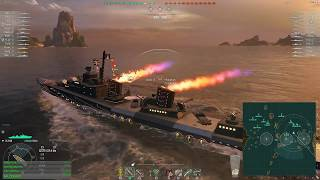 World of warships - Best RAND.....IT'S HANS FAULT !!!!