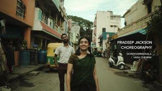 Dhanush Goindhammavaala | VADACHENNAI | Pradeep Jackson Choreography (Official )