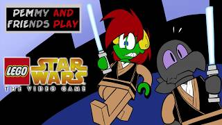 Pemmy and Friends Play Lego Star Wars Part 1