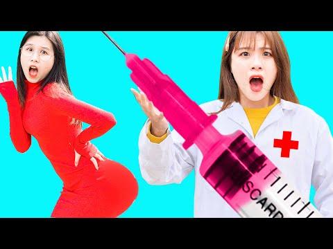 Girl DIY! 7 Funny LIFE HACKS & BEST PRANKS 2020 For FUNNY GIRLS VIRAL TikTok Life Hacks Tested