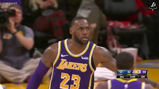 HIGHLIGHTS: Lakers Vs. Pelicans (2/27/19)