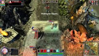 Rise of Immortals Beta Tournament - Game 2 TBD vs LH [p4/4]