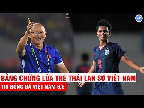 VN Sports 6/8 | HLV Thái Lan tâng bốc VN, tin mới nhất về việc VFF đàm phán hợp đồng với thầy Park