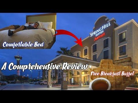 springhill-suites-san-antonio-downtown/riverwalk-area-|-a-comprehensive-review