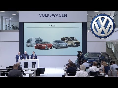 Volkswagen Group Press Conference Half Year Results