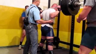 Шляма Андрей вес 102,5 кг приседание 250 кг на 4 раза