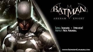 Nick Arundel - Invasion (Batman: Arkham Knight) | SonoraGamers
