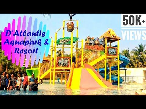 D'Atlantis Aquapark & Resort | Virar - Mumbai | 2017