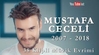 🎧 Mustafa Ceceli Müzik Evrimi 3  2007 - 2018 Dünyalarca Müzik