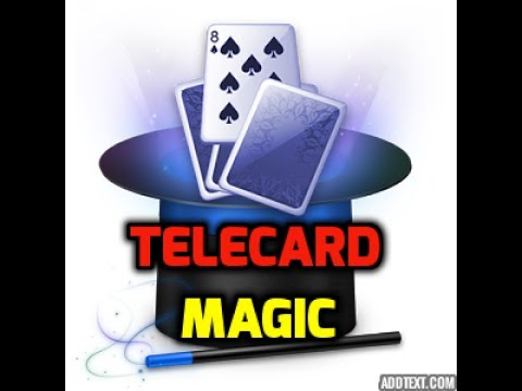 ONLINE TAMIL MAGIC I ONLINE MAGIC TRICKS TAMIL #539 I TELECARD