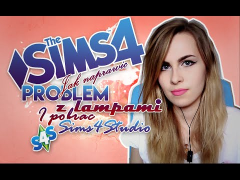 PORADNIK: Jak naprawić problem z lampami z modów i pobrać Sims4Studio