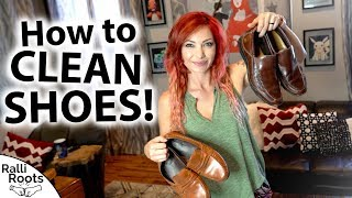 How to Clean Shoes Before Selling on eBay / Poshmark / Mercari etc