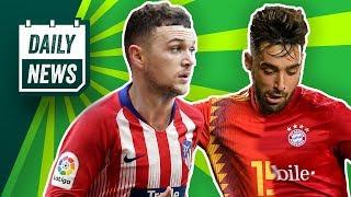 FC Bayern will Roca und Mendez! Sind die Spanier gut genug für den Rekordmeister?