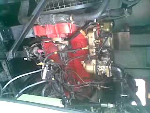 engine Ashok leyland