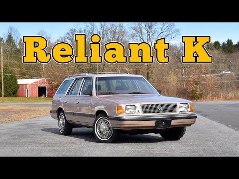 1988 Plymouth Reliant K Wagon: Regular Car Reviews
