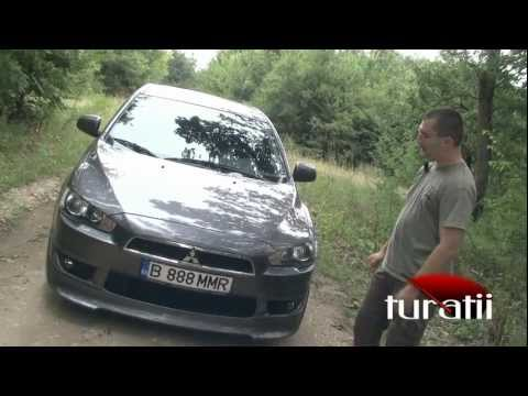 Mitsubishi Lancer 1.6l MIVEC explicit video 1.avi
