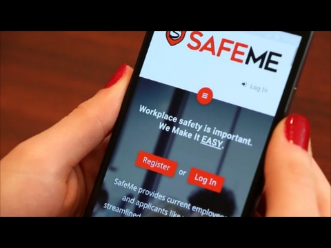 SAFEME - Learn about this young worker safety training app