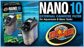 Nano™ 10 External Canister Filter