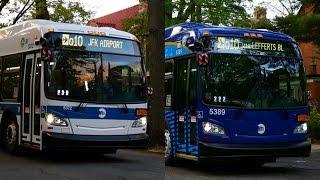 MTA New York City Bus & MTA Bus Company : The Old Scheme & The New Scheme