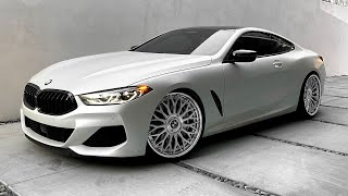 Sarkis' Dream come true, BMW M850i looks amazing!