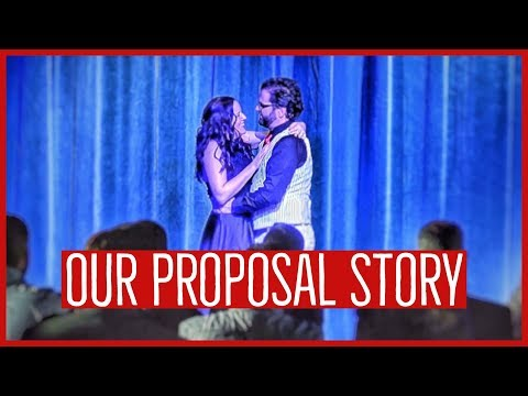 SURPRISE PROPOSAL - OUR ENGAGEMENT STORY - BEST PROPOSAL EVER