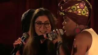 Ymelda en concert pour l'égalité