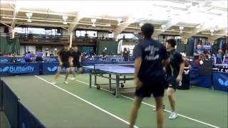 University of Missouri - Mizzou Table Tennis Legacy