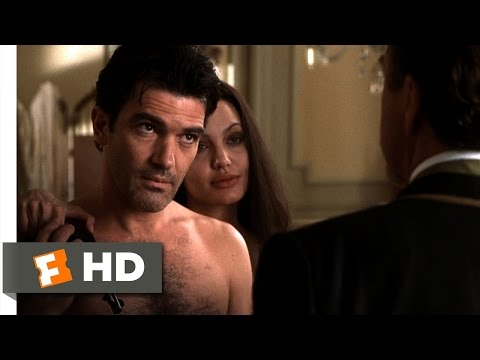 Original Sin (6/12) Movie CLIP - A Private Function (2001) HD