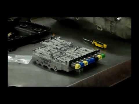 ZF6HP26 E-Shift Valvebody