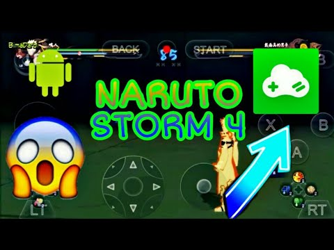 Download Naruto Storm  4 On Android