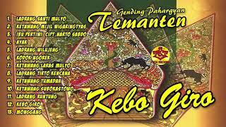 Download Mp3 Gending Pahargian Temanten | Kebo Giro
