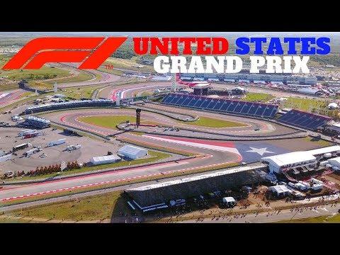 BEST SEATS IN F1: Turn 12, COTA | Formula 1 US Grand Prix | Austin, Texas